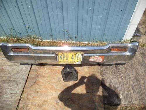 AMC Ambassador front bumper core