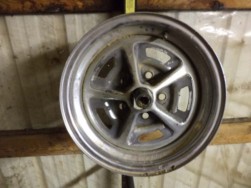 javelin rally wheel