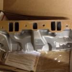 AMC AMX Javelin & others V8 Edelbrock NOS Performer intake manifold