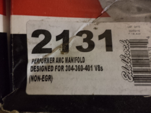 Down and Dirty Dan's – Product tags – manifold